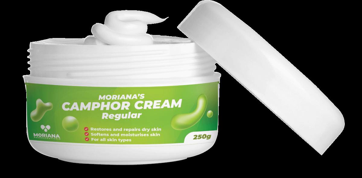 Moriana Camphor cream